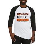Mission Remission Leukemia Baseball Jersey