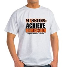 Mission Remission Leukemia T-Shirt