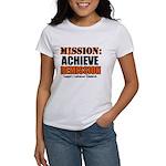 Mission Remission Leukemia Women's T-Shirt