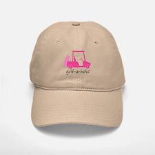 Golf-A-Holic - Baseball Hat