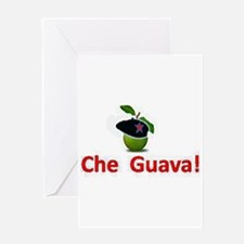 Cool Che Greeting Card