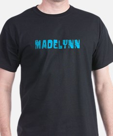 Madelynn Faded (Blue) T-Shirt