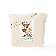 Chihuahua Grandma Tote Bag