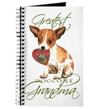 Chihuahua Grandma Journal