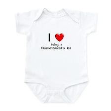Phlebotomist Infant Bodysuit