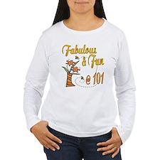 Floral 101st T-Shirt