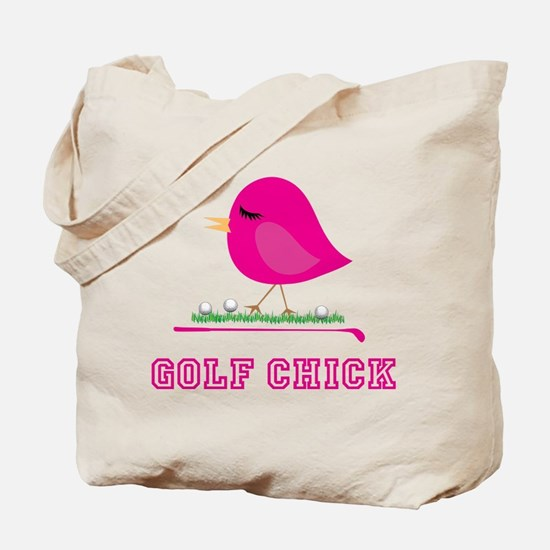 Golf Chick - Tote Bag