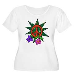 Earth Day Peace T-Shirt
