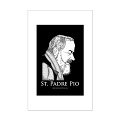 St. Padre Pio Posters
