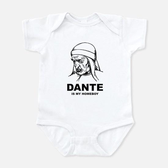 Dante Is My Homeboy Infant Bodysuit
