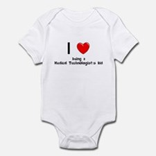 Medical Tech Infant Bodysuit