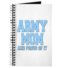 Army Mom and Proud of it Journal