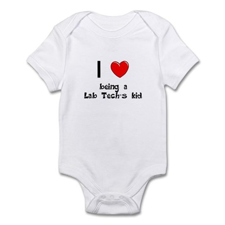 Lab Tech Infant Bodysuit