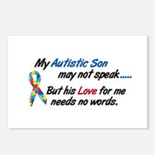 Needs No Words 1 (Son) Postcards (Package of 8)