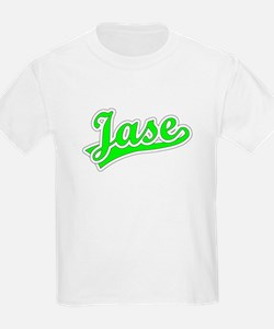 Retro Jase (Green) T-Shirt