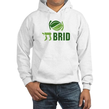 Chai Brid Hooded Sweatshirt