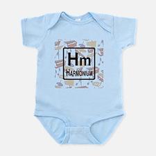 Harmonium Retro Infant Bodysuit
