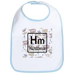 Harmonium Retro Bib