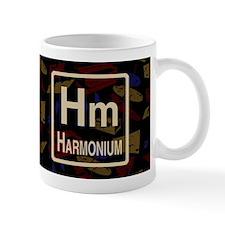 Harmonium Retro Dark Mug