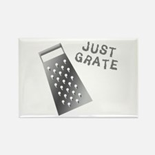 Just Grate Rectangle Magnet