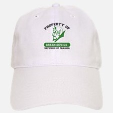 Unique Green Devils Baseball Baseball Cap