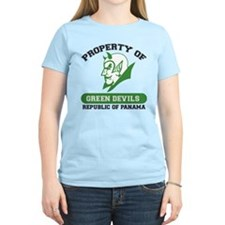 Unique Green Devils T-Shirt