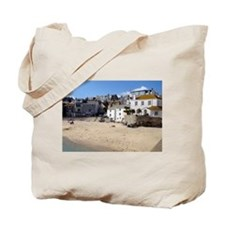 St Ives Harbour, Cornwall Tote Bag