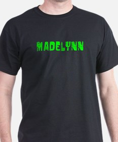 Madelynn Faded (Green) T-Shirt