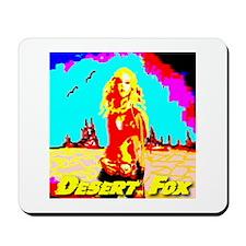 Desert Fox Mousepad