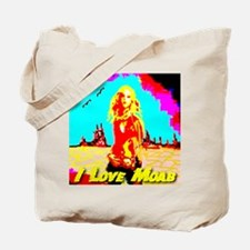 I Love Moab Tote Bag