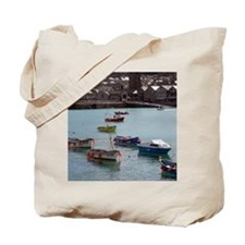 St Ives Harbour, Tote Bag