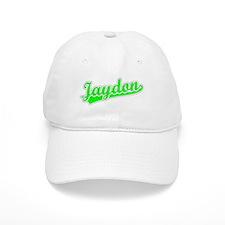 Retro Jaydon (Green) Baseball Cap