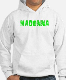 Madonna Faded (Green) Hoodie