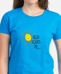 God Loves Me Tee