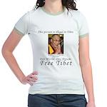 Dalai Lama Jr. Ringer T-Shirt