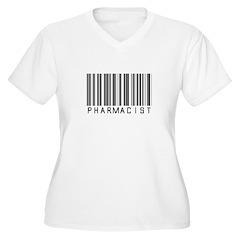 Pharmacist Barcode T-Shirt
