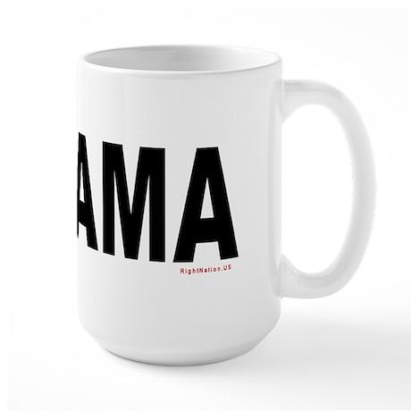 NOBAMA Large Mug
