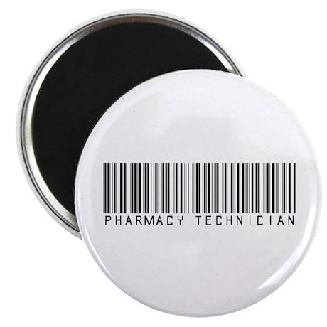 Pharmacy Technician Barcode Magnet