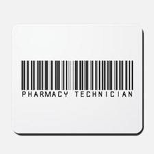 Pharmacy Technician Barcode Mousepad