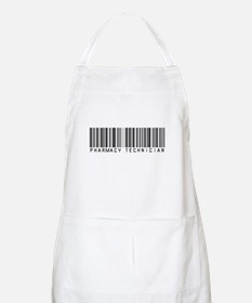 Pharmacy Technician Barcode BBQ Apron