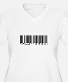 Pharmacy Technician Barcode T-Shirt