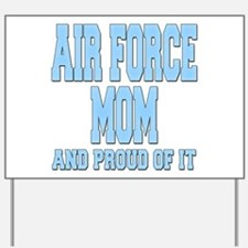 Air Force Mom Yard Sign