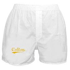 Vintage Colton (Orange) Boxer Shorts