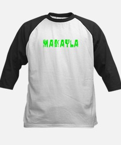 Makayla Faded (Green) Tee