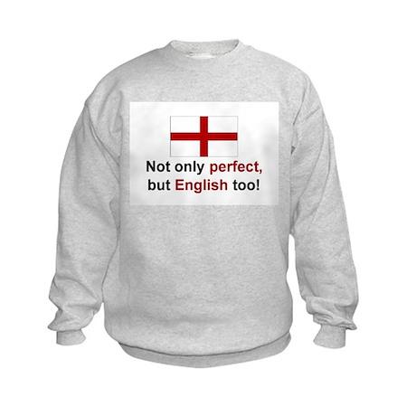 Perfect English Kids Sweatshirt