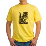 Parking Control Yellow T-Shirt