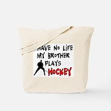 No Life Brother Tote Bag