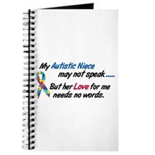Needs No Words 1 (Niece) Journal