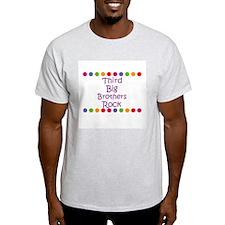 Third Big Brothers Rock T-Shirt