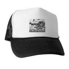 C.S.I. Illinois Trucker Hat